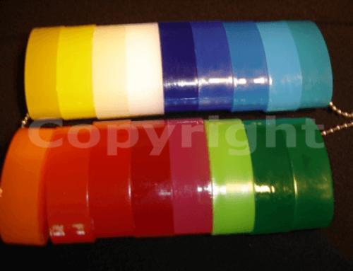 Acrylox 18 mm transluzent