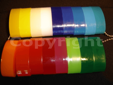 Acrylox 18 mm transluzent 6