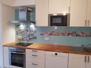 Fliesenspiegel / Küchenspiegel 5