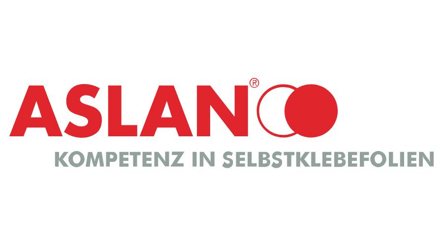 Aslan-Schwarz _Logo