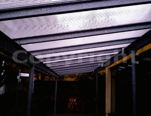 Makrolon Multi UV Stegplatten
