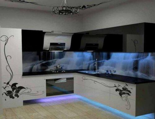 Fliesenspiegel / Küchenspiegel