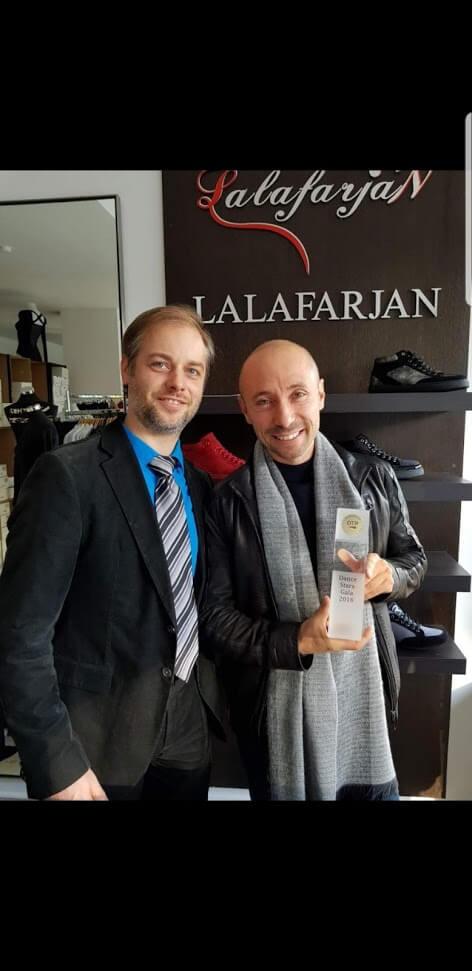 Pokal EDA 2016 lalafarian