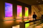 Plexiglas-Radiant-Bilder