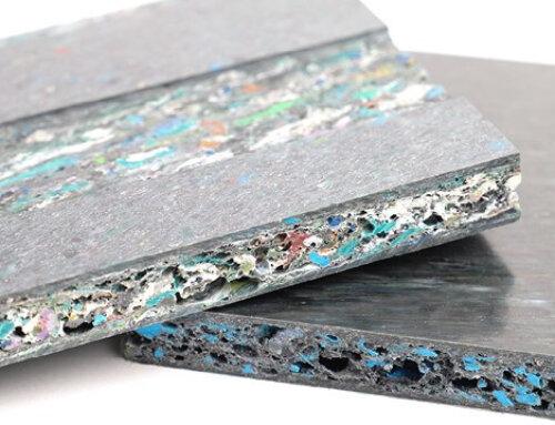 Recycling Platten